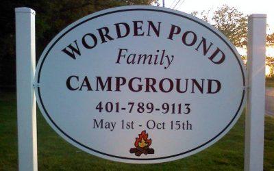 Worden Pond Family Campground