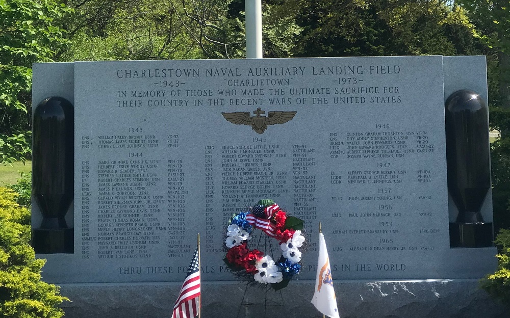 Charlestown Naval Airfield Memorial