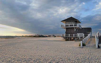Roger Wheeler State Beach (Sand Hill Cove)