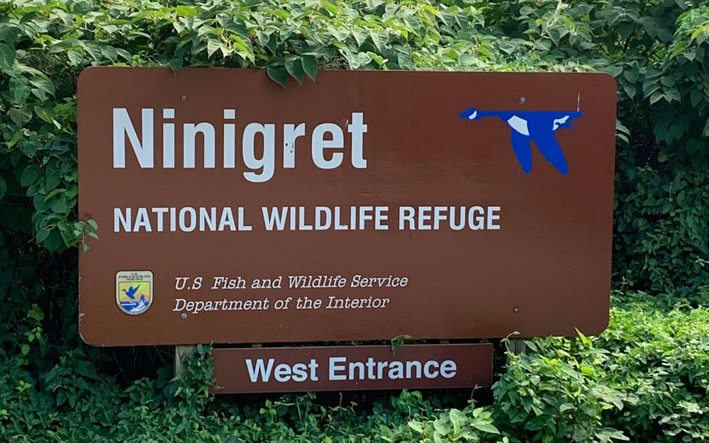 ninigret national wildlife refuge
