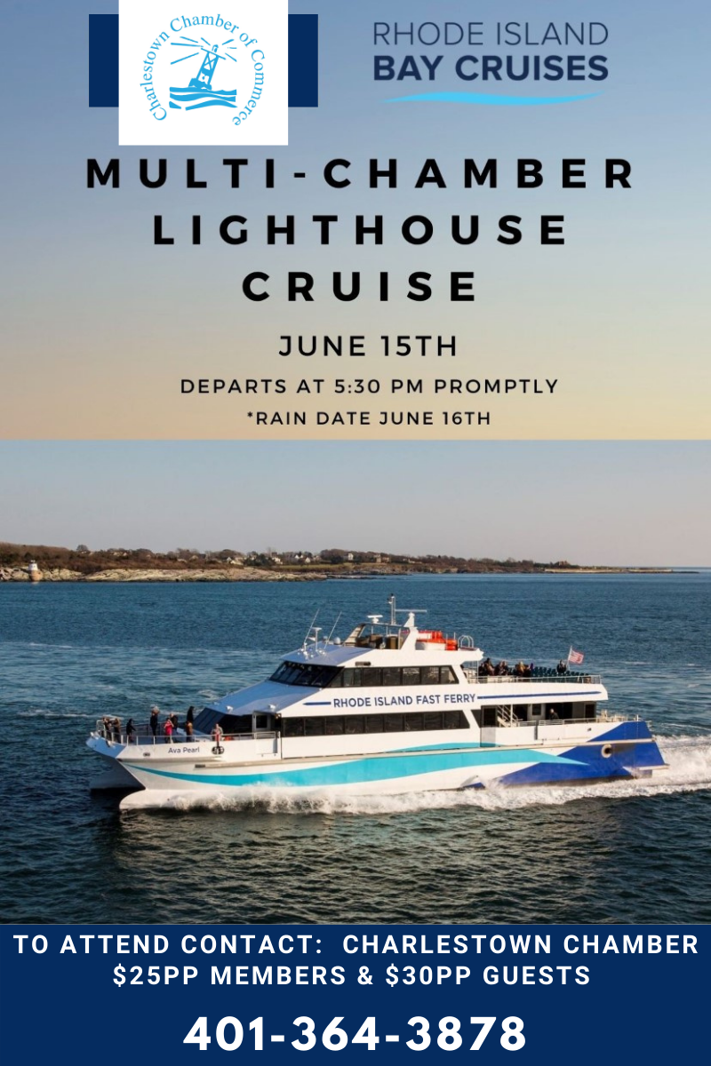 Charlestown Chamber Multi Chamber Lighthouse Cruise 2021